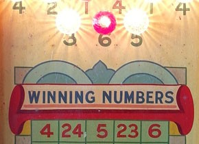 Winning Numbers by Dangerous Minds