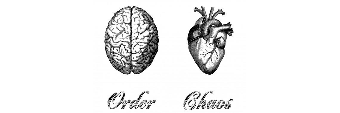 Order Chaos Prints